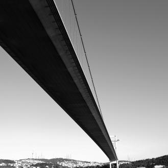 Bridge across the Bosphorus