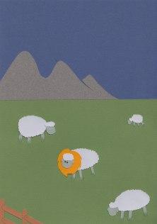 Le Mouton qui se prenait pour un lion