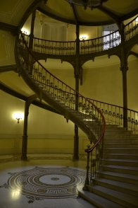 Staircase, BUdapest, Hungary
