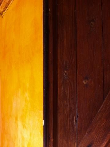 Mediterranean door, France