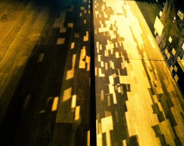 Rubik's shadow