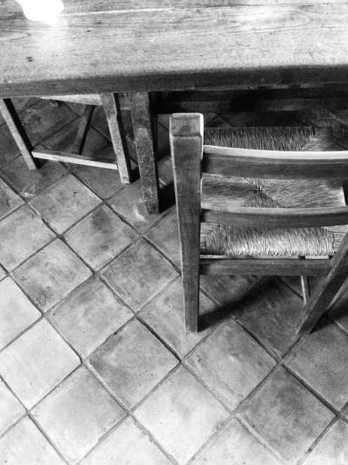 (Sit) Still life