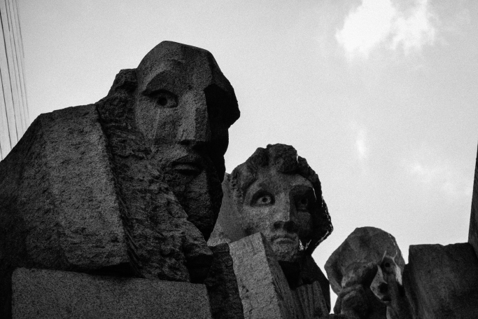 Shumen monument 4, Bulgaria