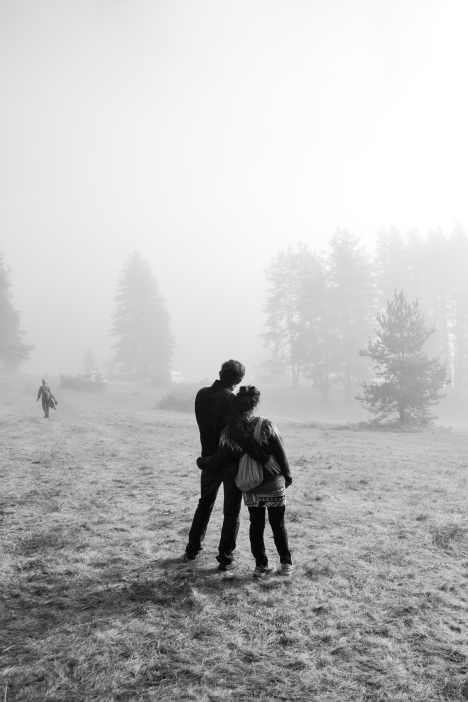 Sunrise couple, Beglika, Bulgaria