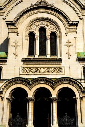 Sveti Aleksandar Nevski cathedral, Sofia, Bulgaria