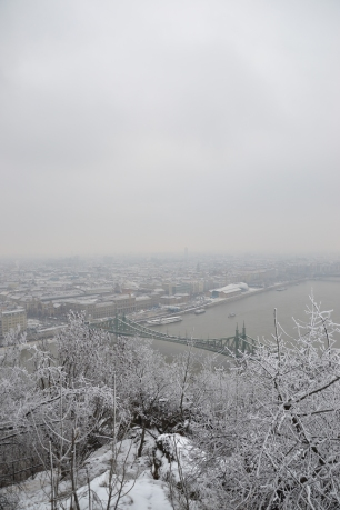 Szabadság híd, BUdapest, Hungary