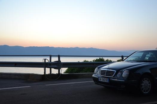 Macedonian-Albanian border