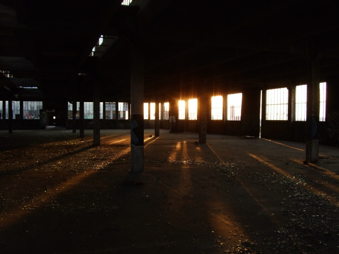 Pantin warehouse 1, France