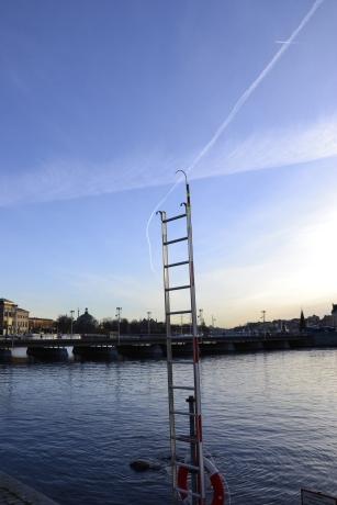 Stockholm's ladder